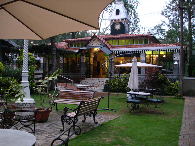 The Lake Forest Hotel, Yercaud. Use Coupon Code >> FESTIVE