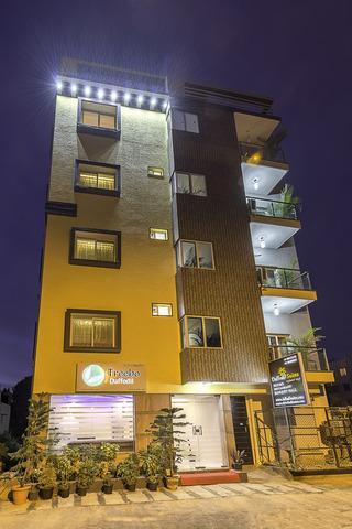 Hotel Nandhini Rt Nagar Bangalore Room Rates Reviews