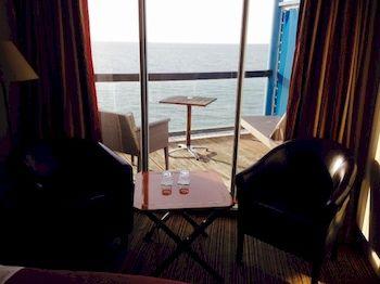 Hotel Les Voiles sur le front de mer, Sainte-Adresse. Use Coupon ...