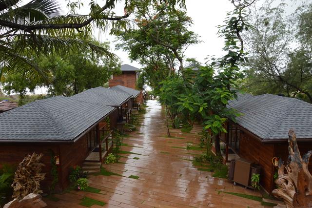 The Baga Beach Resort Goa