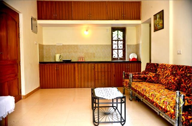 4_antonios_residency_Goa_hall_cum_kitchen_with_hotplate