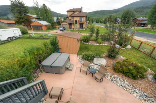702 Pitkin Townhome By Colorado Rocky Mountain Resorts, Frisco. Use ...